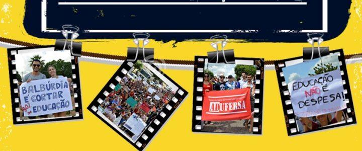 Adufersa participa de mobilização nacional contra cortes na educação