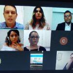 Reitoráveis apresentam propostas em debate realizado por Sintest, Adufersa e DCE